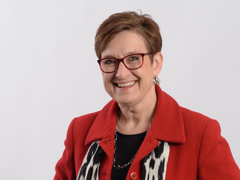 Q&A: Joyce Pingel