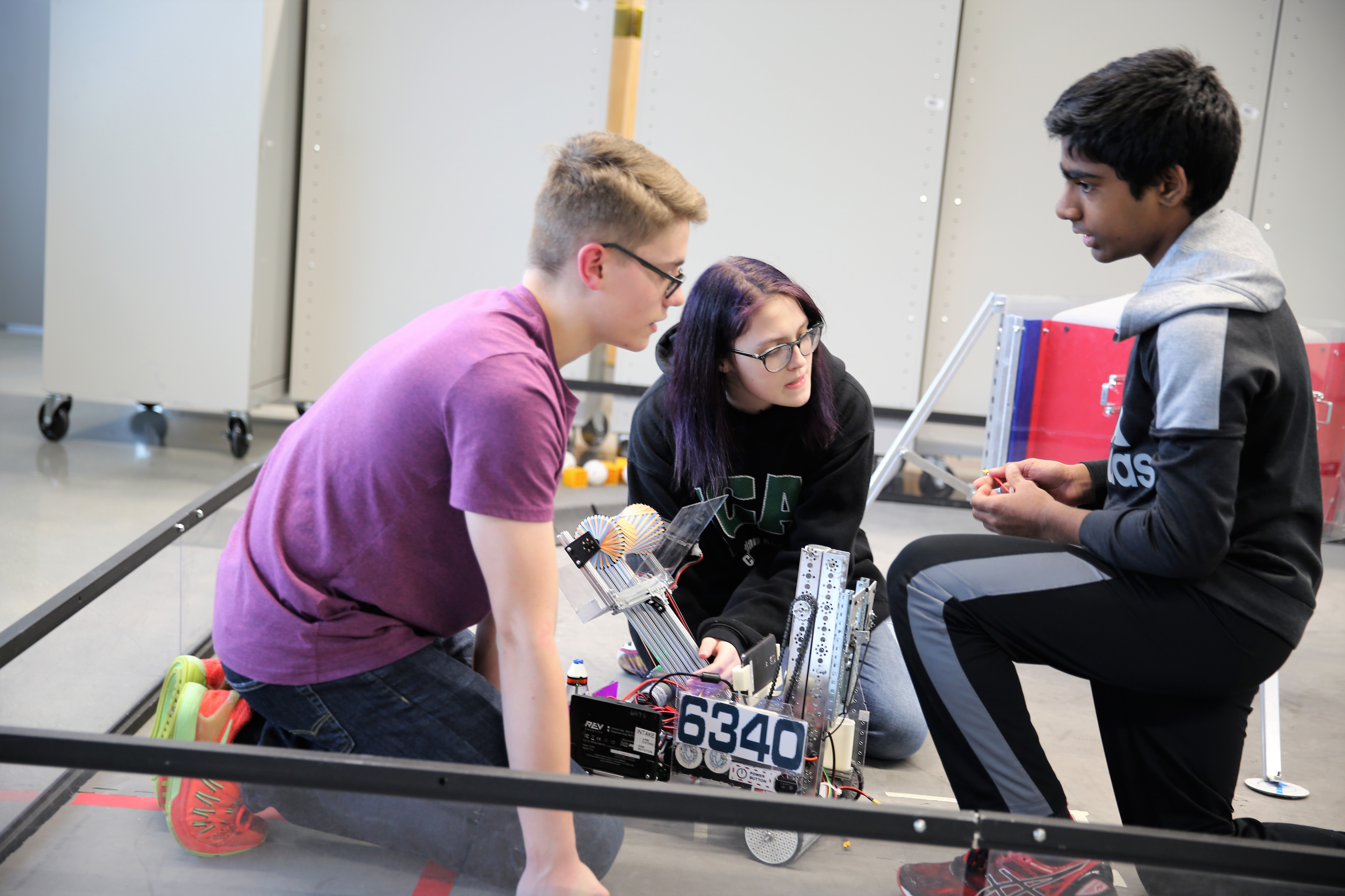 Waukee robotics teams hit home stretch of FIRST Tech Challenge