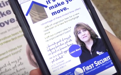 North Iowa newspaper debuts augmented reality advertising