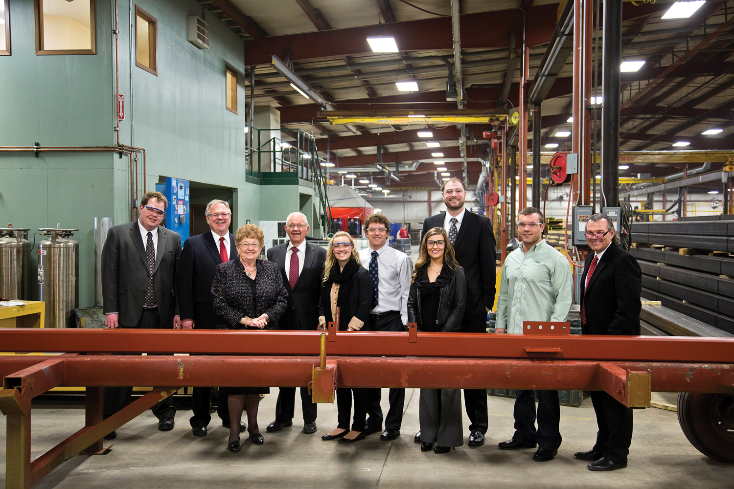Innovation Pioneer: Family-owned Sukup Manufacturing has 'bloomed where it was planted'