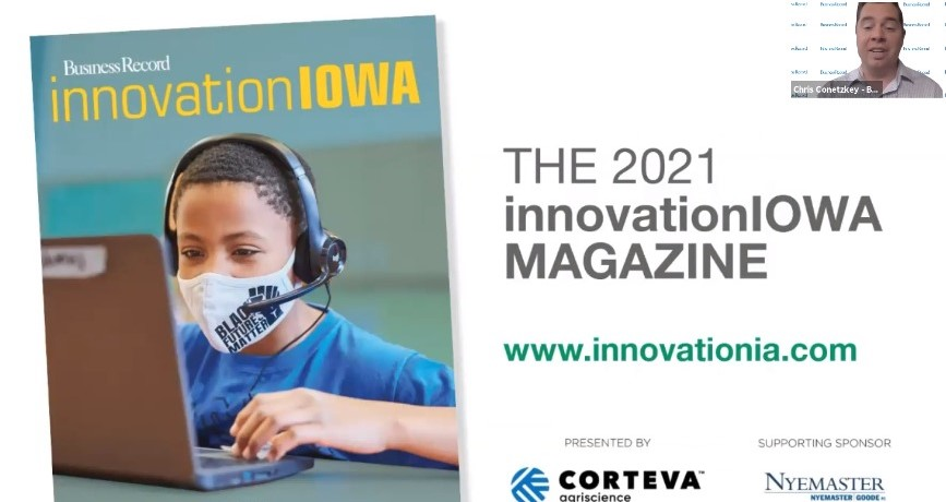 2021 innovationIOWA: How panelists are building a remote workforce